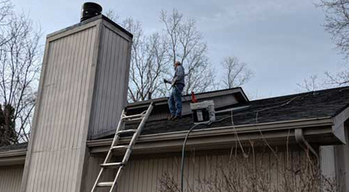 Gutter Cleaning and Repair Service